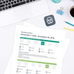 Create PDF diary with Moodistory
