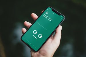 Moodistory App Stimmung festlegen