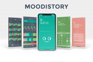 Moodistory App Überblick