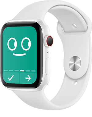 Moodistory on Apple Watch