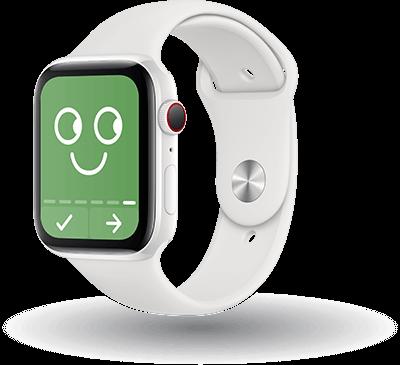 Moodistory on Apple Watch
