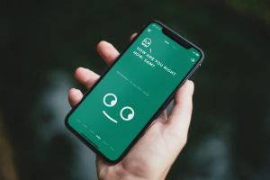 Moodistory App Set Rating