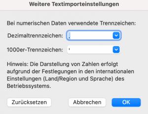 CSV Datei in Excel importieren 4